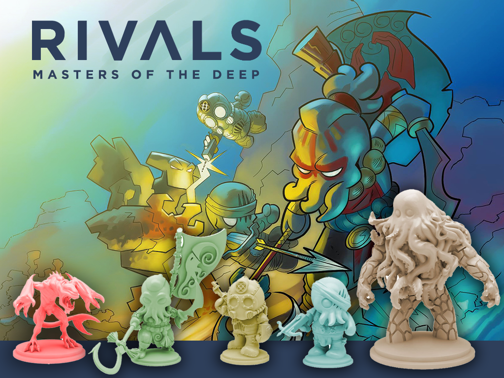 Rivals Masters of the Deep