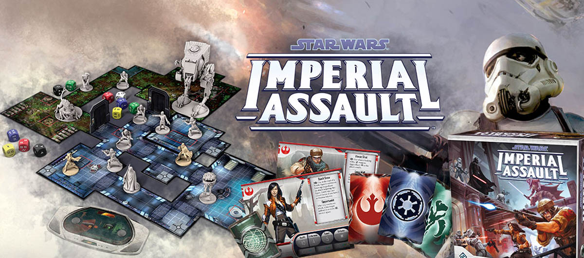 Imperial Assault Skirmish Beginner Strategy: The Flow of the Game