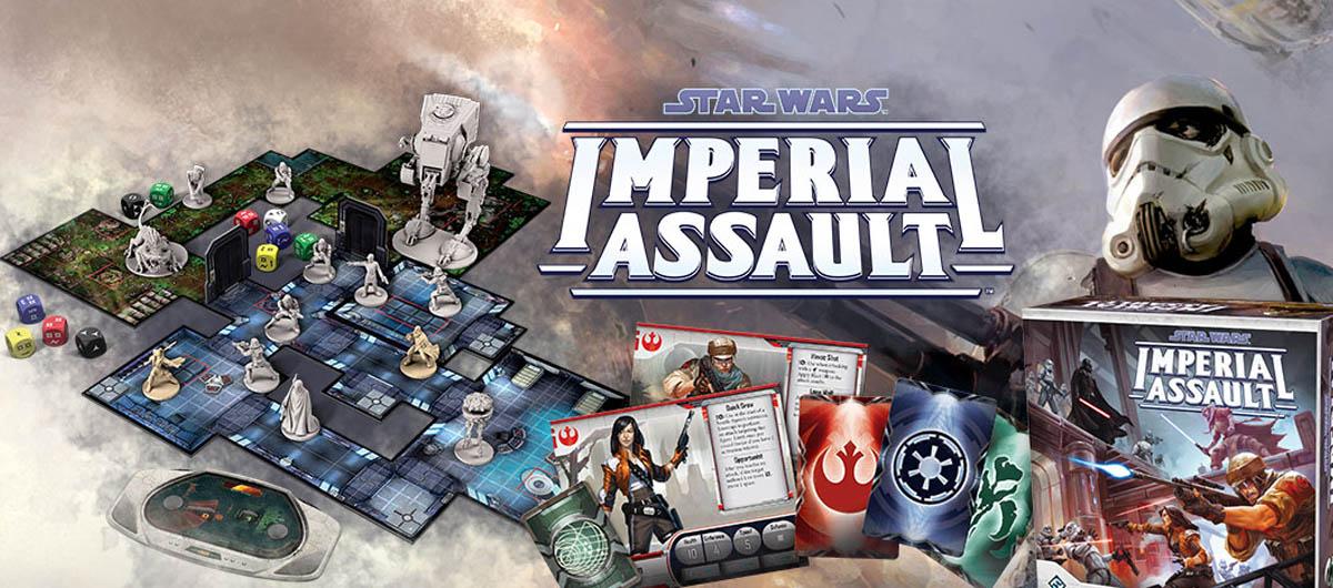 Imperial Assault Skirmish Beginner Strategy