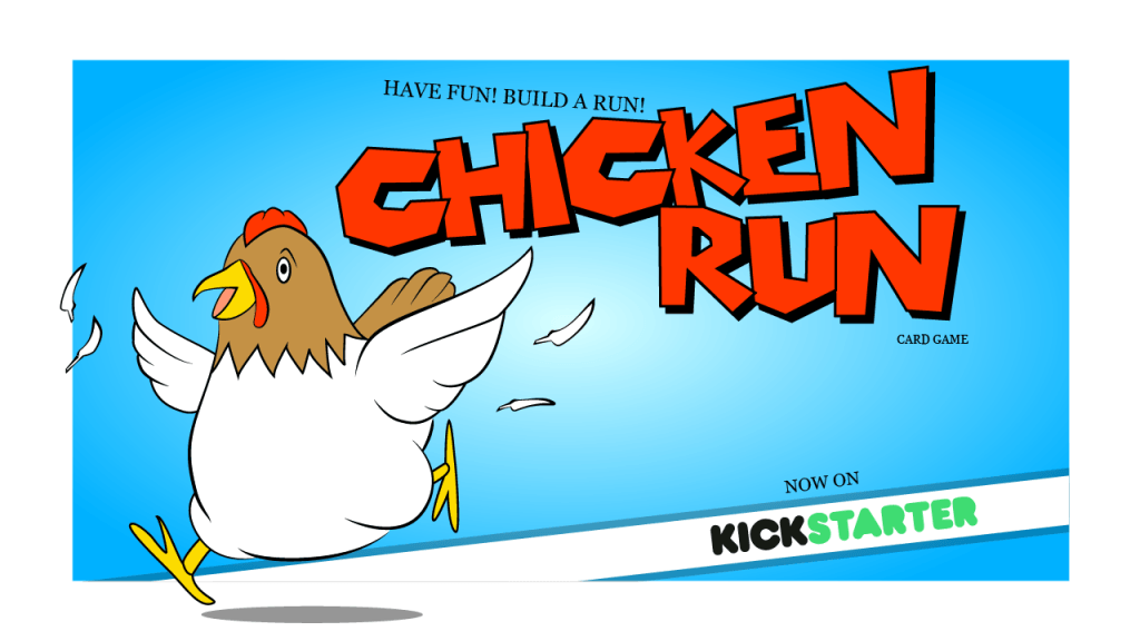 Chicken Run by Pround Games--Oklahoma Board Game Community