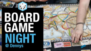 Midwest City Game Night @ Denny's (MWC) | Oklahoma City | Oklahoma | United States