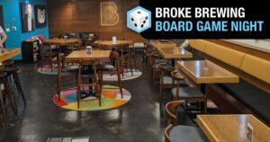 Broke Brewery Board Game Night @ Broke Brewing Company | Oklahoma City | Oklahoma | United States