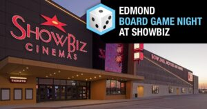 Edmond Game Night at Showbiz @ ShowBiz Cinemas Edmond   Edmond   Oklahoma   United States